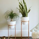 Cool Plant Stand Design Ideas for Indoor Houseplant 60