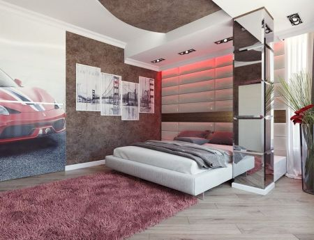 Lovely Romantic Bedroom Decorations for Couples 42