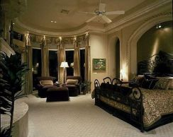 Lovely Romantic Bedroom Decorations for Couples 71