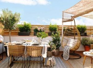 Rooftop Porch and Balcony Inspirations
