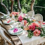 Spring Home Table Decorations Center Pieces 37