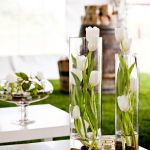 Spring Home Table Decorations Center Pieces 66
