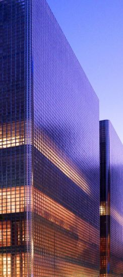 Stunning Glass Facade Building and Architecture Concept 67