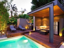Stunning Outdoor Pool Landscaping Designs 40