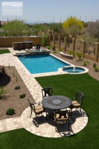 Stunning Outdoor Pool Landscaping Designs 81