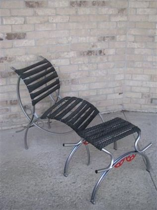 Amazing Chair Design from Recycled Ideas 17