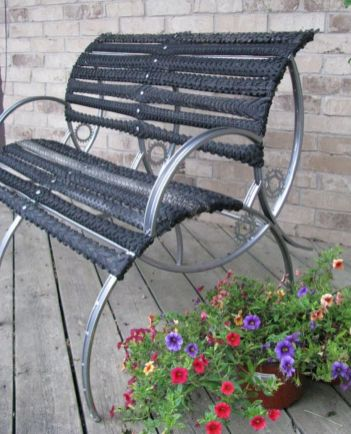 Amazing Chair Design from Recycled Ideas 7