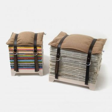 Amazing Chair Design from Recycled Ideas 72