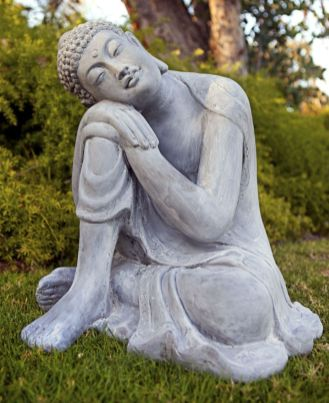 Awesome Buddha Statue for Garden Decorations 29
