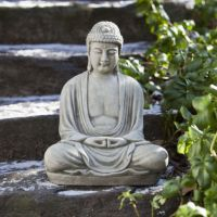 Awesome Buddha Statue for Garden Decorations 38
