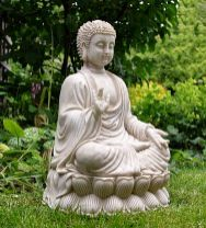 Awesome Buddha Statue for Garden Decorations 45