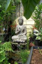 Awesome Buddha Statue for Garden Decorations 89