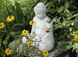 Buddha Statue for Garden Decorations