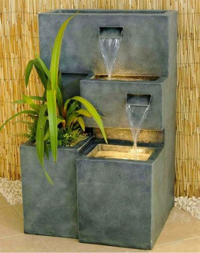 25 Simple Ideas to Make Cascading Garden Planter 5