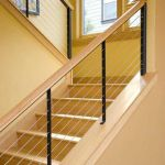 40 Awesome Modern Stairs Railing Design 17