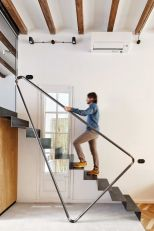 40 Awesome Modern Stairs Railing Design 43