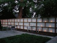 Stunning Creative Fence Ideas for Your Home Yard 33