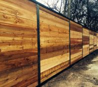 Stunning Creative Fence Ideas for Your Home Yard 67