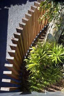 Stunning Creative Fence Ideas for Your Home Yard 68