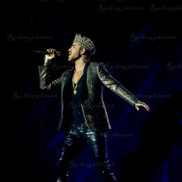 Queen, Adam Lambert srf 16-3732