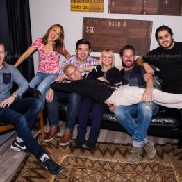 Pierre Mathisson, Hanna Katsler Mölstad, Victor Wu, Sandra Westin, Joaquim Nicander, Tomas Kaminsky, Thomas Järvheden