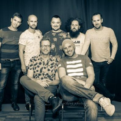Tobias Erehed, Tobbe Ström, Damian Alin, Anders Andan, Pierre Mathisson, Jörgen Sjöberg, Joaquim Nicander