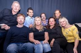 Sverrir Marinosson, Martin Johansson, Gussy Löwenhielm, Svea Sigmond, Tobias Persson, Tutti Blixt, Katarina Alfredsson, Sandra Westin
