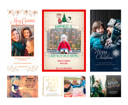5 Tips For Creating Personalized Holiday Photo Cards