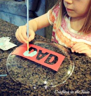 kid-painted-plate