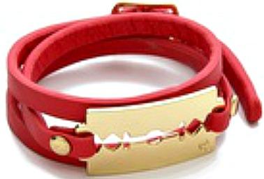 alexander mcqueen, razor blade, bracelet, razor blade punk jewelry
