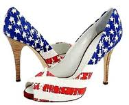 fourth of july, independence day, july 4th, red white blue shoes, red white blue boots, what to wear fourth of july, patriotic shoes