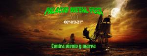 Fecha del VII Palacio Metal Fest