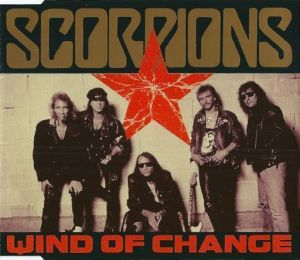 "SCORPIONS nueva versión de ""Wind of Change: The Iconic Song"""