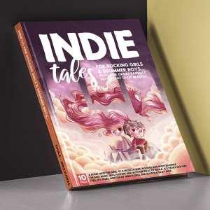 INDIEtales un libro infantil con alma de música