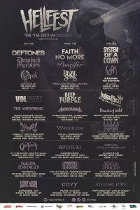 Hellfest 2021 - Aplazamiento de la edición hasta 2022