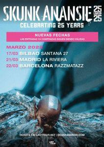 Skunk Anansie anuncia nuevas fechas para España