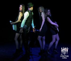 Dr. Livingstone Supongo en Teatro Soho Club de Madrid