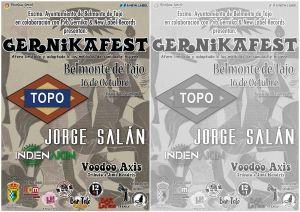 GernikaFest - 16 octubre en Belmonte del Tajo - Madrid