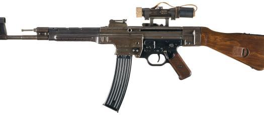 STG 44 , Top Ten Nazi Super Weapons
