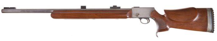 Al Freeland BSA prototype rifle