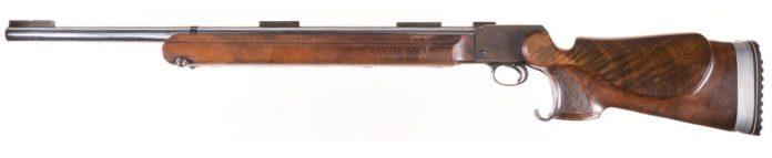 Al Freeland world record rifle