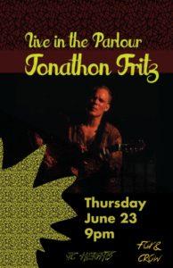 06-23 John FRitz at the Parlour