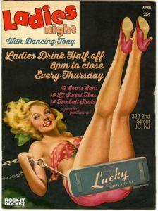 Ladies Night Swing Design by Topher Silk