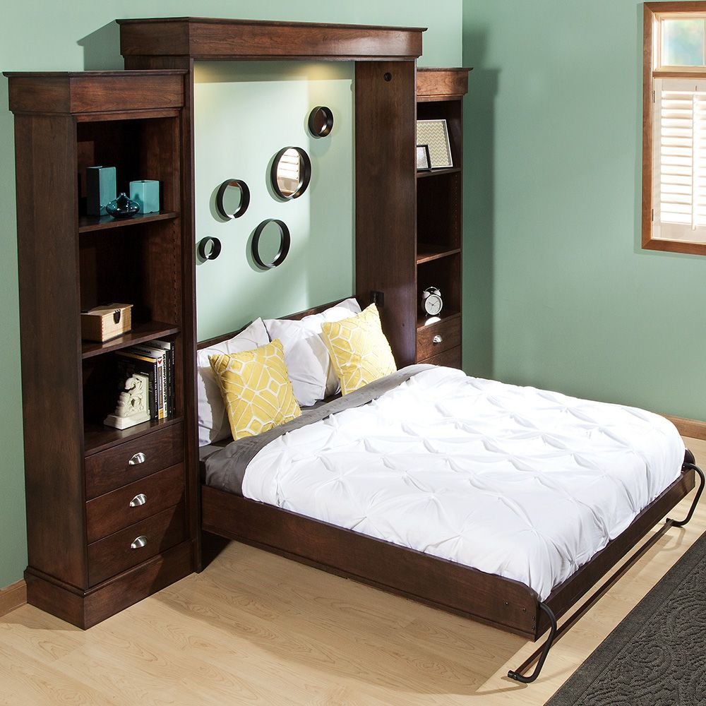 Vertical Mount Deluxe Murphy Bed Hardware Rockler