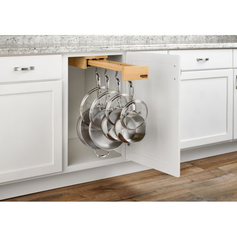 rev a shelf base cabinet pullout glideware