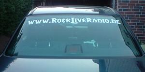 RLR Merchandise - RLR Aufkleber gross