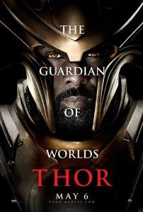Heimdall: Guardião da Ponte Bifrost que liga Asgard a Midgard (Terra)