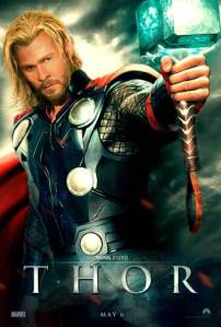 Thor, mestre do Mjolnir!