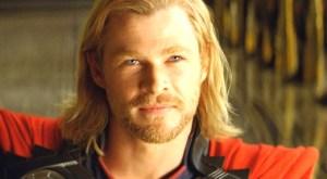 Thor: Bonito, gostoso e maravilhoso!