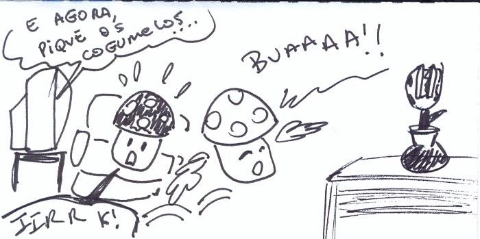 Receitas na Ana Maria Braga: Programa de Terror para Cogumelos!